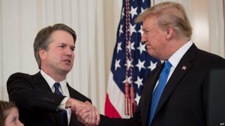 تهمة أخلاقية جديدة تلاحق مرشح ترامب للمحكمة العليا