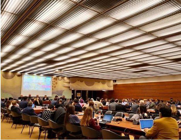 """لجنة المتابعة تطرح مخاطر """"قانون القومية"""" في جنيف"""