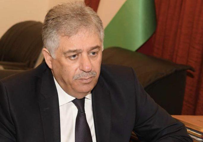 دبور يطلع وفدا فرنسيا على الأوضاع في دولة فلسطين