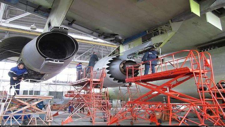 ترخيص أول محرك جوي روسي للطائرات المدنية