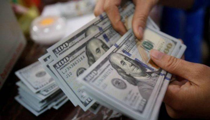 ميزان الاستثمار الفلسطيني الدولي عاجز بـ1.49 مليار