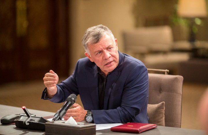 ملك الأردن: على المجتمع الدولي تحمل مسؤولياته