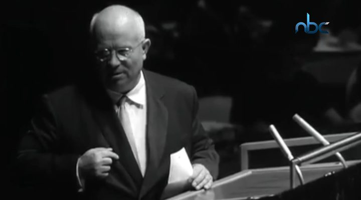 طرائف ومواقف غريبة حدثت بالأمم المتحدة (فيديو)