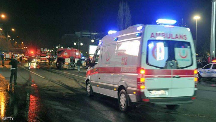 """تركيا.. سيارة إسعاف """"تقتل"""" رجلا"""