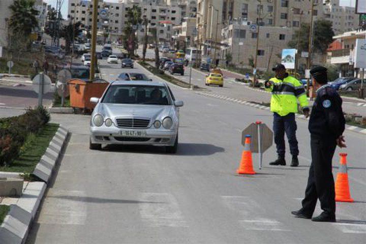 الشرطة تقبض على شخص سرق هاتف مصاب بحادث سير