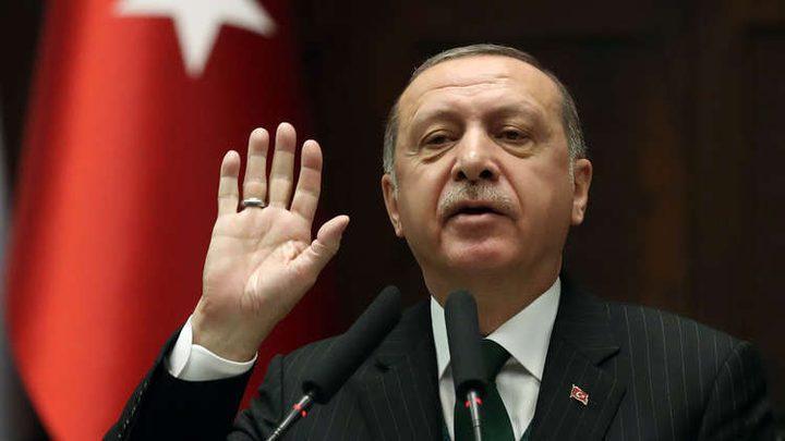 أردوغان: سندافع عن الوضع القانوني والتاريخي للقدس