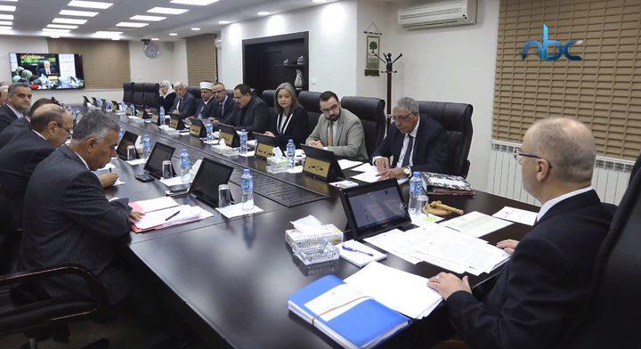 مجلس الوزراء يؤكد دعمه لخطاب الرئيس (فيديو)