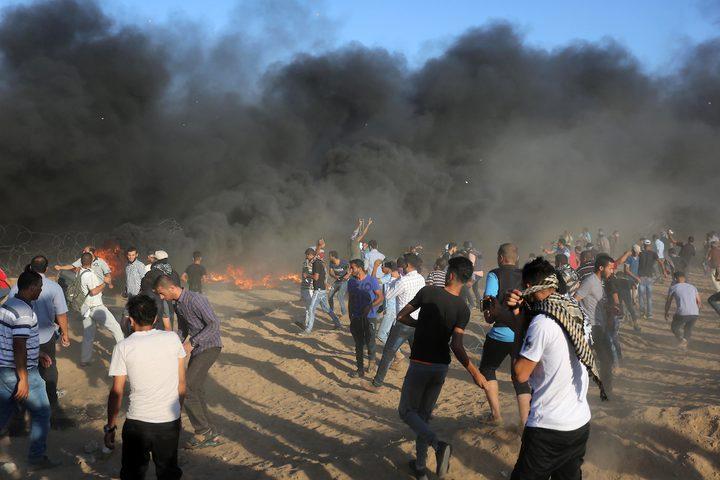 الاحتلال يُصدر أوامر جديدة ضد المشاركينبالمسيرات