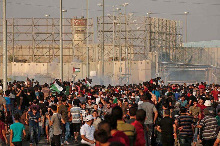 6 إصابات برصاص الاحتلال شمال القطاع