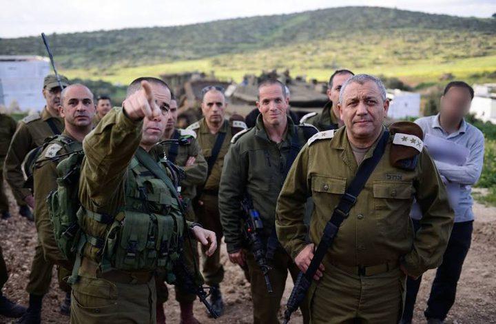 الاحتلال يفحص جهوزيته للحرب القادمة؟