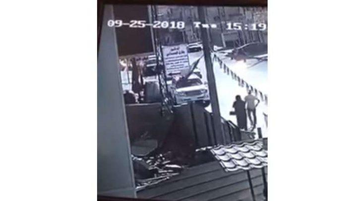 لحظة اغتيال الناشطة العراقية سعاد العلي في البصرة