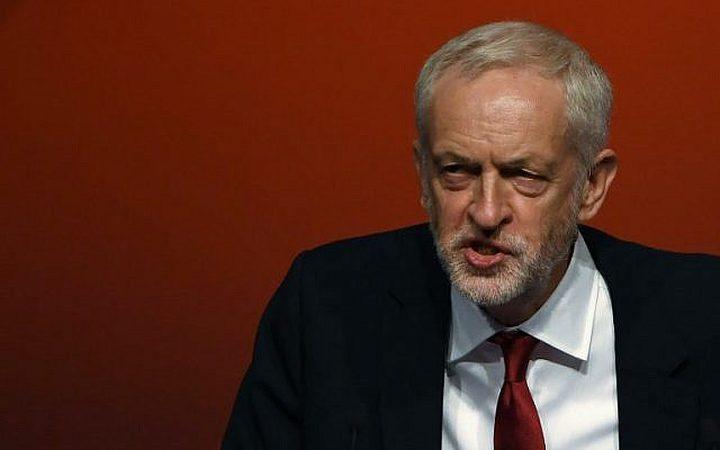 كوربين: سأعترف بفلسطين مباشرة في حال تم انتخابي