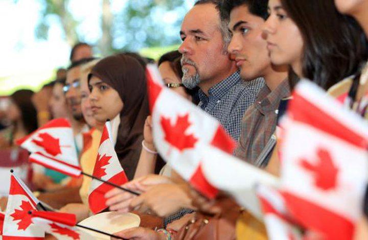 كندا ترحل 900 مهاجر
