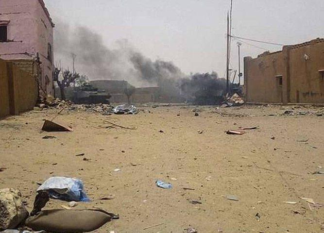 مقتل 12 مدنياً من الطوارق في هجوم بمالي