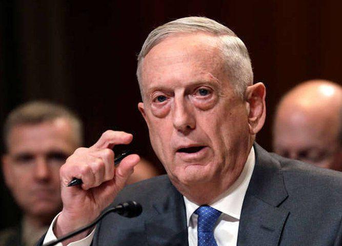 ماتيس: الأسلحة النووية الروسية تشكل التهديد الرئيس