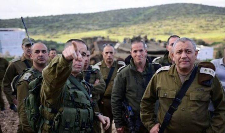 """""""جيش الاحتلال"""" غير جاهز لأي حرب"""