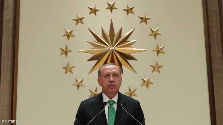 """أردوغان يدعو لإدراج """"غولن"""" ضمن المنظمات الارهابية"""
