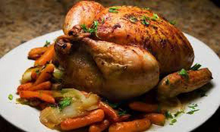 """دراسة تنصح بأكل """"جلد الدجاج""""!"""