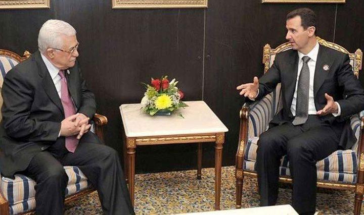 أي أبعاد لرسالة الرئيس المفاجئة الى الأسد؟
