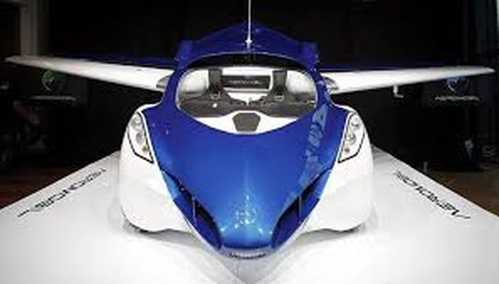 """طرح أول """"سيارة طائرة"""" في العالم بخصائص مثيرة"""