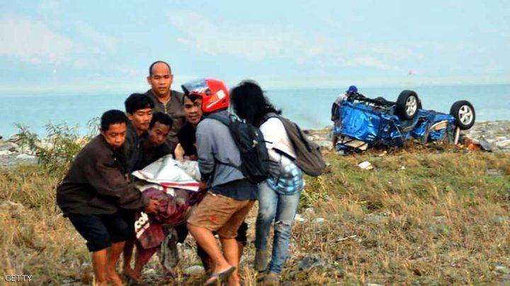 عدد هائل من القتلى في أندونيسيا