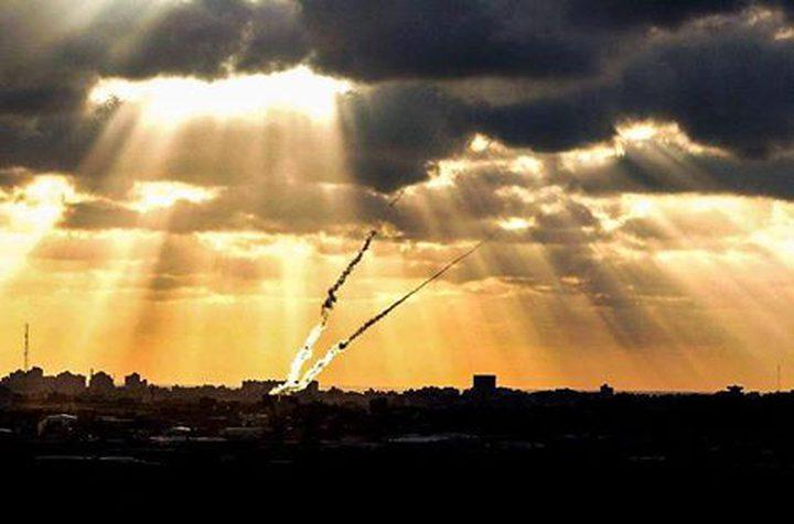 الاحتلال: حماس أطلقت 7 صواريخ تجريبية باتجاه البحر