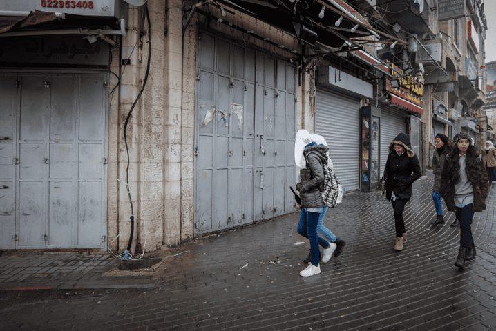 بيت لحم تعلن الالتزام بالاضراب يوم الاثنين المُقبل