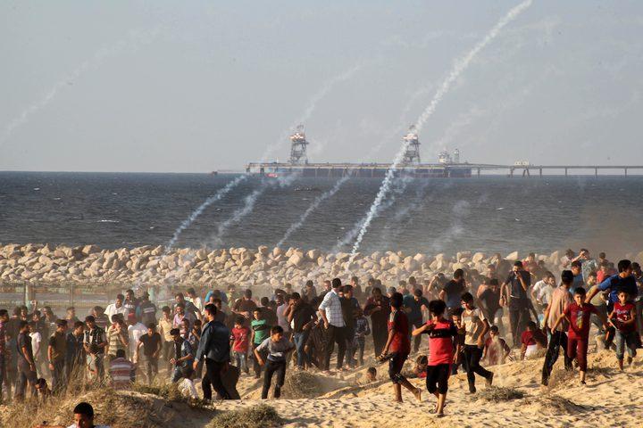 """الأمم المتحدة تدعو """"إسرائيل"""" وحماس إلى ضبط النفس"""