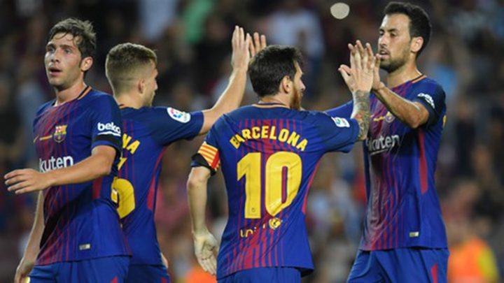 مفاجأة في تشكيل برشلونة لمواجهة بيلباو