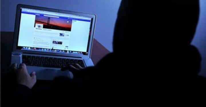 """اعتقال مشتبه به بالتشهير بفتاة على """"فيسبوك"""" بجنين"""