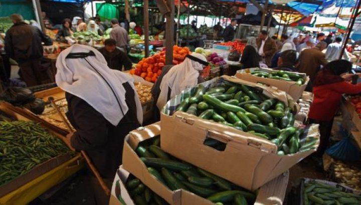 انخفاض أسعار المنتج خلال شهر آب