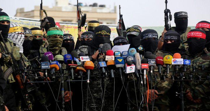 المقاومة تدرس سبل الرد على جرائم الاحتلال