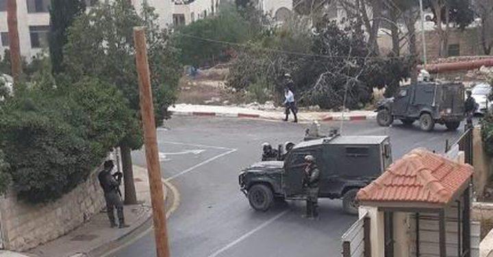 6 إصابات واعتقال 3 مواطنين بمواجهات رام الله