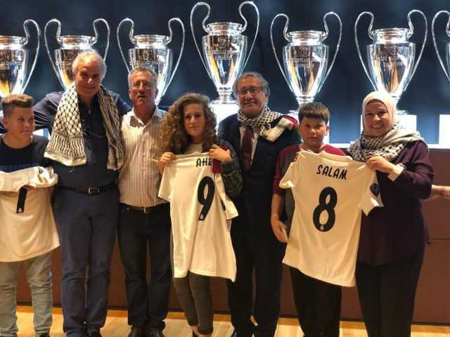 اسرائيل تهاجم نادي ريال مدريد لهذا السبب!