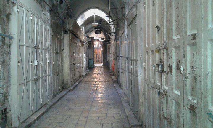 الاحتلال ألحق الضرر بـ 70 % من العقارات بالقدس