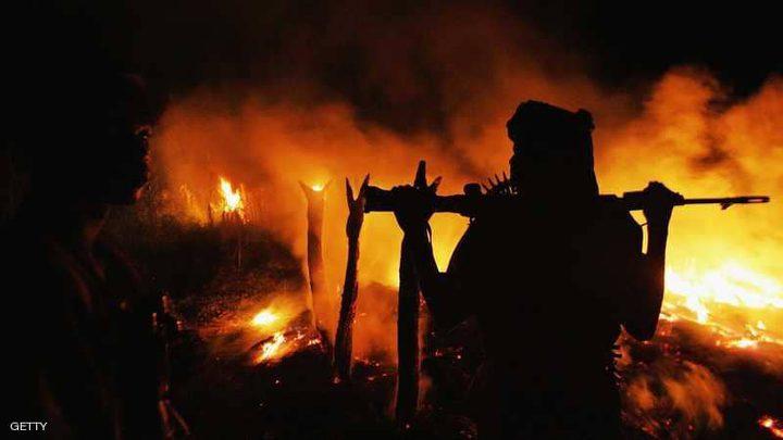 مجهول يلقي قنبلة على 500 شخص جنوب السودان