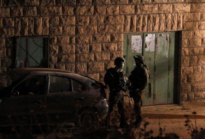 الاحتلال يقتحم الولجة شمال غرب بيت لحم