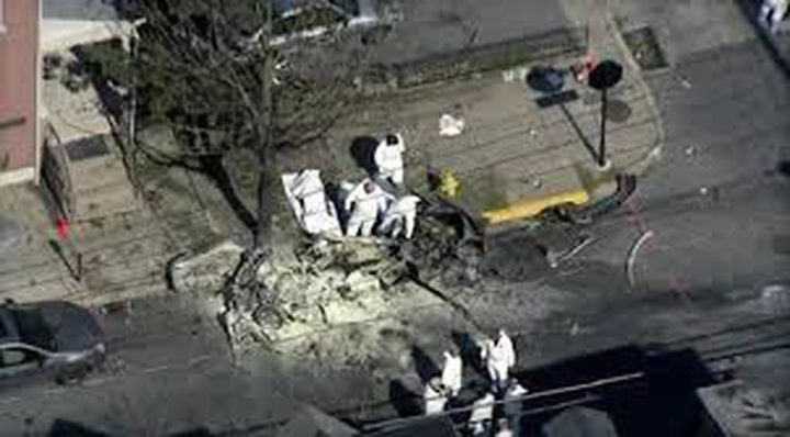 3 قتلى بانفجار سيارة في الولايات المتحدة