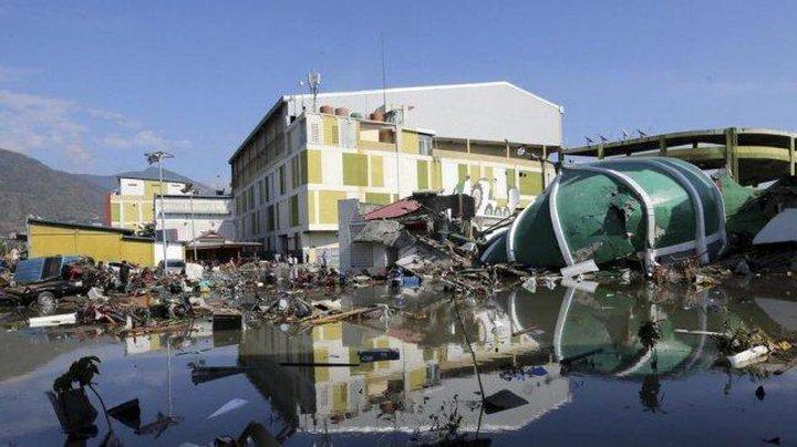 زلزال بقوة 5.9 درجات يضرب جزيرة سومبا الإندونيسية