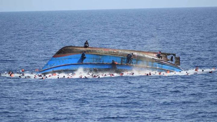 مصرع 34 مهاجراً غرب البحر المتوسط
