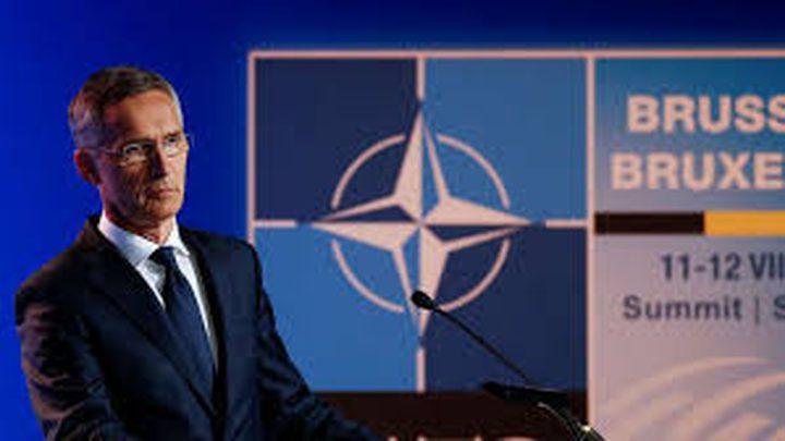 الناتو يتهم روسيا بانتهاك معاهدة صاروخية