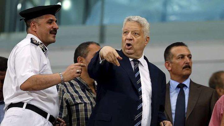 المجلس الأعلى المصري يصدر قرارات في حق شلبي ومنصور