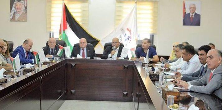 النقد: 12 مليار ودائع الفلسطينيين ونظام جديد للشيك