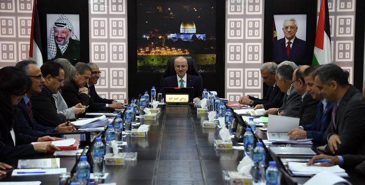 الحكومة ترفض تهديدات الاحتلال بخصم إيرادات الضرائب