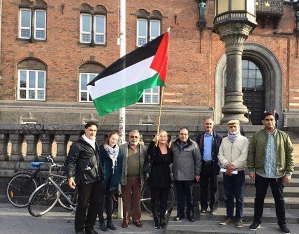 انطلاق حملة الاعتراف الشعبي بدولة فلسطين بالدنمارك