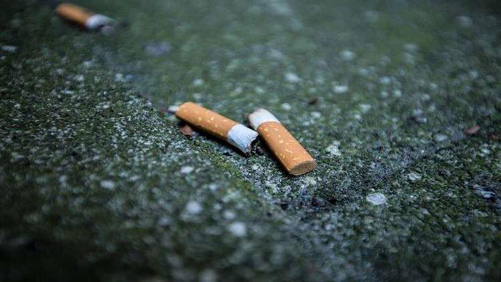 العلماء يحذرون من كارثة بيئية بسبب التدخين