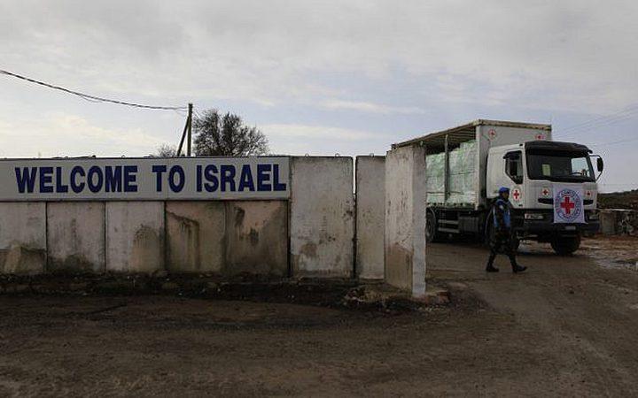 هل سيتم فترح معبر القنيطرة بين سوريا واسرائيل