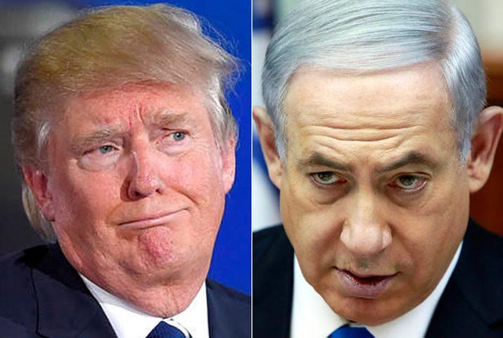 """صحيفة """"آي"""": حل الدولتين قضى عليه ترامب ونتنياهو"""