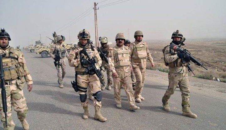 القوات العراقية تفكك 103 عبوات ناسفة
