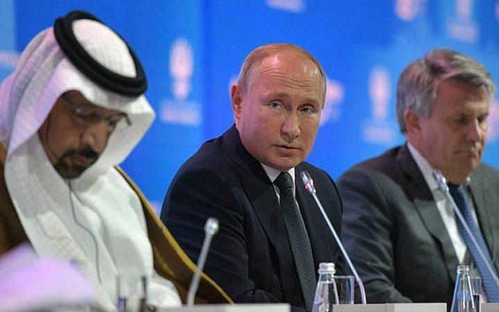"""بوتين:""""روسيا ستغادر سوريا في حال انتهت الحرب"""""""